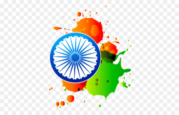 Flag of India Indian independence movement Republic Day - indian  png image transparent background
