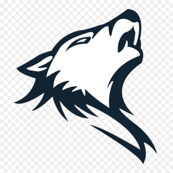 Arctic wolf Lone wolf Clip art - wolf  png image transparent background