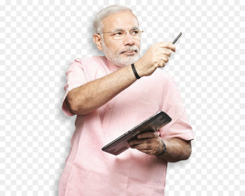 Narendra Modi India BHIM Unified Payments Interface Android - Narendra Modi PNG HD  png image transparent background