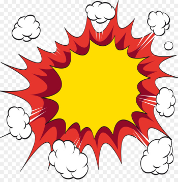 Comics Comic book Stock illustration Drawing - Vector bomb  png image transparent background
