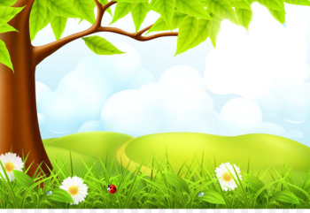 Microsoft PowerPoint Template Nature Presentation Ppt - nature  png image transparent background