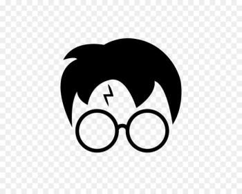 Harry Potter and the Deathly Hallows Harry Potter and the Philosopher's Stone Harry Potter and the Cursed Child Stencil - treatments vector  png image transparent background