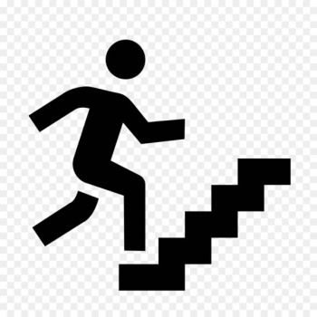 Up Stairs Computer Icons Clip art - steps  png image transparent background