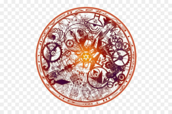 Magic circle Shikigami Icon - Summons dark magic circle  png image transparent background