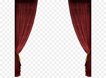 Theater drapes and stage curtains Window Light - Curtains PNG  png image transparent background