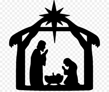 Nativity scene Nativity of Jesus Christmas Manger Clip art - Birth  png image transparent background