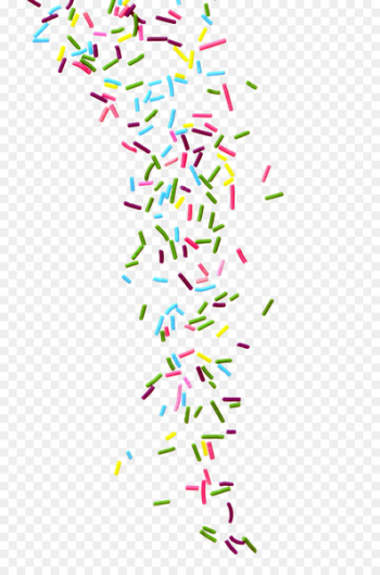Ice Cream Cones Cupcake Donuts Frosting & Icing - sprinkles  png image transparent background