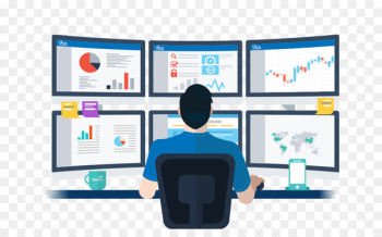 Network operations center Network monitoring Management Information security operations center Business - analyst  png image transparent background