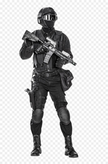 Airsoft SWAT Soldier Stock photography Police officer - Soldiers  png image transparent background