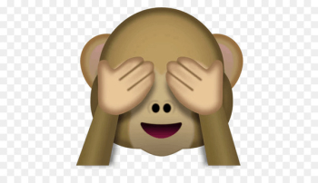 Face with Tears of Joy emoji The Evil Monkey - Emoji  png image transparent background