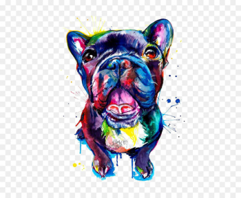 French Bulldog Pug Pit bull Pet - Pet dog  png image transparent background