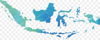 Indonesia Vector Map - indonesia  png image transparent background