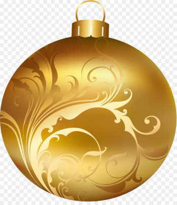 Christmas ornament Ball New Year tree - ball  png image transparent background