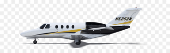 Cessna CitationJet/M2 Gulfstream G100 Cessna 402 Cessna 421 Aircraft - cessna citation ii  png image transparent background