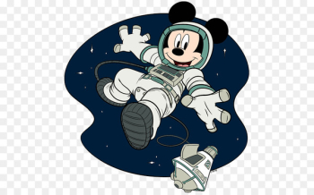 Mickey Mouse, Minnie Mouse, Donald Duck, Cartoon, Astronaut PNG png image transparent background