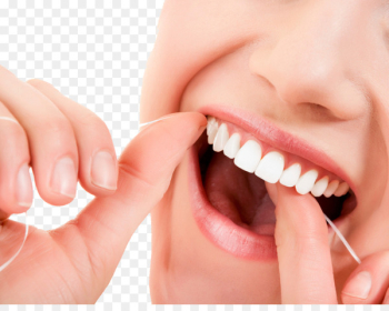 Dental floss Dentistry Toothbrush Oral hygiene - Teeth whitening  png image transparent background