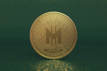 Crypto Currency Mockup