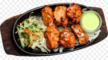 Take-out Tandoori chicken Kebab Indian cuisine Pakistani cuisine - fried chicken  png image transparent background