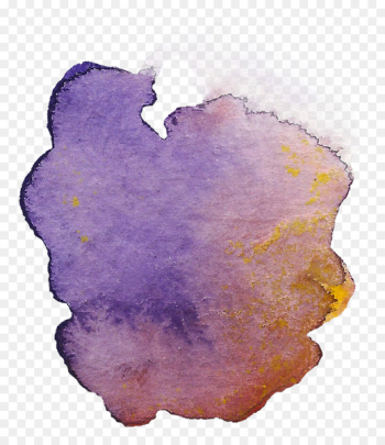 Elements, Hong Kong Watercolor painting - Watercolor painted floral elements picture  png image transparent background
