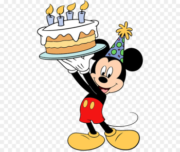 Mickey Mouse Minnie Mouse Donald Duck Birthday Image - triton map  png image transparent background