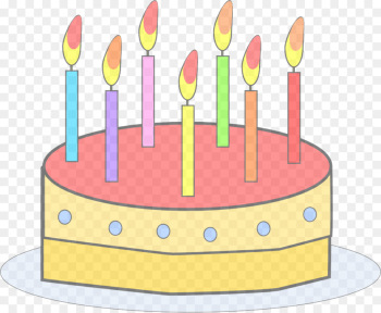 Birthday candle png image transparent background