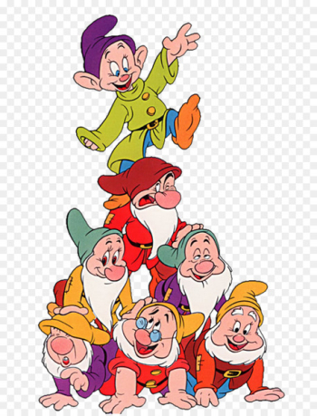 Seven Dwarfs Snow White Mickey Mouse Winnie the Pooh Minnie Mouse - snow white and the seven dwarfs  png image transparent background