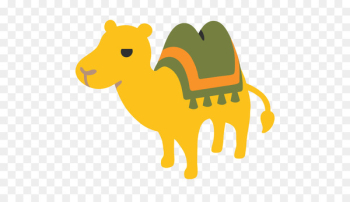 Emoji Bactrian camel Dromedary Hover Over Meaning - tanabata vector  png image transparent background