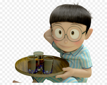 Stand by Me Doraemon Nobita Nobi Shizuka Minamoto Suneo Honekawa - doraemon 3d  png image transparent background