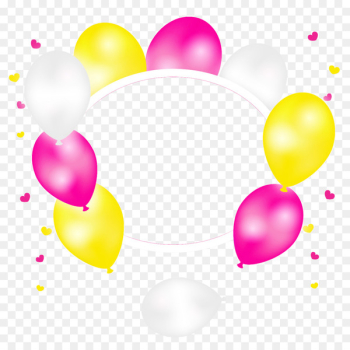 Wedding invitation Birthday cake Happy Birthday Dad Card! Greeting card - Birthday Balloons frame material  png image transparent background