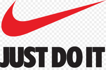 Just Do It Nike Swoosh Logo Brand - nike logo  png image transparent background