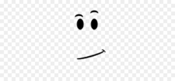 Roblox Face Avatar Smiley - Face  png image transparent background
