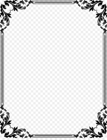 Wedding invitation Borders and Frames Clip art - white frame  png image transparent background