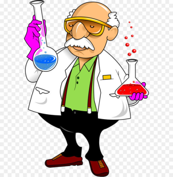 Laboratory Chemistry Cartoon Science - experiment  png image transparent background