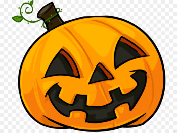 Great Pumpkin Jack-o'-lantern Portable Network Graphics Clip art - lh  png image transparent background