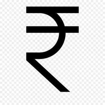Currency symbol Thai baht Indian rupee sign Computer Icons - rupee  png image transparent background