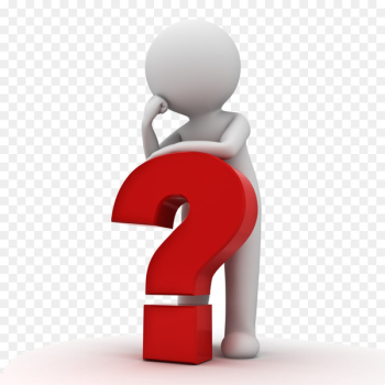 Question mark Stock photography Clip art - thinking man  png image transparent background