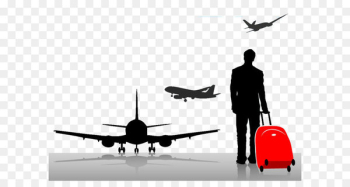 Airplane Aircraft Flight Travel - Travel Travel Background  png image transparent background