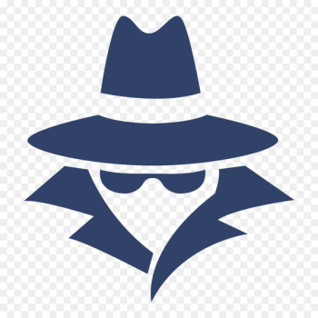 Security hacker White hat Anonymous Logo - anonymous  png image transparent background