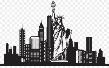 Statue of Liberty National Monument Image Drawing Photography Painting - painting  png image transparent background