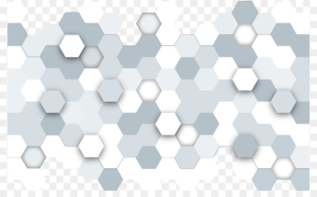 Honeycomb Hexagon Euclidean vector - Silver Technology Cellular Background Vector  png image transparent background