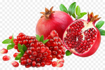 Juice Green tea Pomegranate Organic food - Pomegranate fruit Free to pull the material  png image transparent background