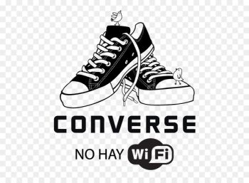 Sneakers Shoe Vector graphics Stock illustration Footwear - converse silhouette  png image transparent background