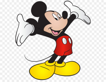 Mickey Mouse Minnie Mouse Pluto - Mickey Mouse Free PNG Transparent Image  png image transparent background