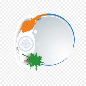 Indian independence movement Indian Independence Day Flag of India August 15 - Watercolor artwork  png image transparent background