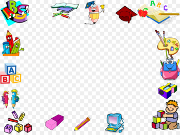 Picture Frames Pre-school Diploma Graduation ceremony - PPT  png image transparent background