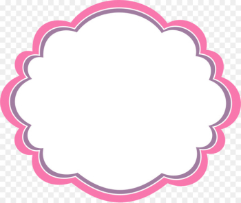 Unicorn Picture Frames Legendary creature Birthday Horse - cloud frame  png image transparent background