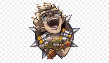 Overwatch Telegram Sticker Video game VKontakte - others  png image transparent background