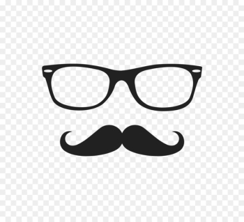Drawing WhatsApp Desktop Wallpaper - mustache sketch  png image transparent background