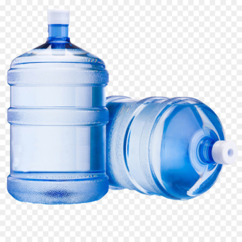 Distilled water Bottled water Gallon Carbonated water - AGUA  png image transparent background
