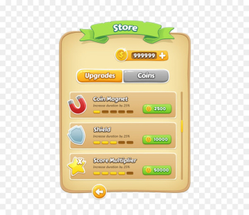 User interface design Game - Game UI interface animations Games  png image transparent background